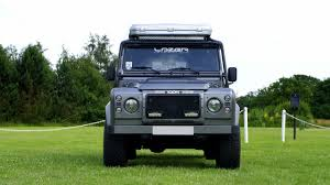 land rover bespoke lazer lamps bespoke grille and lamps solutions for land rover defender