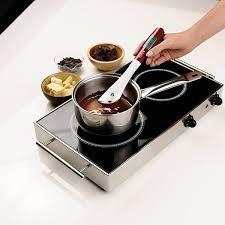 sonde de cuisine spatule cuillère thermosonde spécial induction thermomètres et