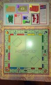 Monopoly Map Monopoly Tame The Board Game