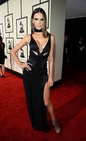 black necklace dress images Dress gown black dress alessandra ambrosio red carpet dress jpg