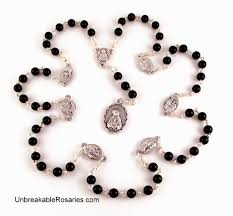 Chaplet Of The Holy Face Catholic Patron Saints How To Pray The Servite Seven Sorrows Of