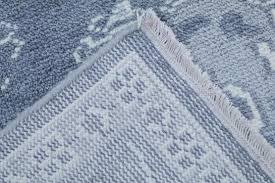 Blue Wool Rug 53632 Soft Blue Wool Rug Size 9 U0027x12 U0027 The Rug Warehouse