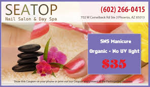 coupon nail salon in phoenix az 85013 seatop nails u0026 spa in