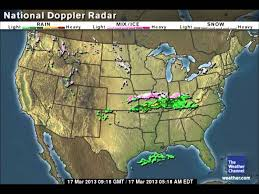 Weather Usa Map Usa Weather Map Radar My Blog
