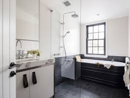 Award Winning Monochromatic Bathroom By Minosa Design by 632 Best Bathroom Images On Pinterest Bath Gifts And Live