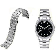 bracelet clasp replacement images Tjp 24mm stainless steel watchband with deployment clasp replace jpg