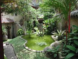 Roomy Nuance Terrific Hotel Courtyard Inspiration In Bali With Relaxing Nuance