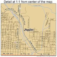 joplin mo map joplin missouri map 2937592
