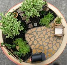 small indoor gardening ideas garden design with miniature small