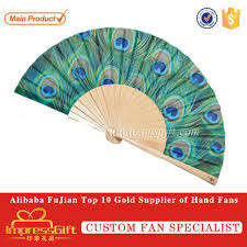 custom fans custom printed wooden fans for your events and caigns