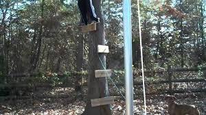 Backyard Zip Line Without Trees by Backyard Zip Line Installation Outdoor Goods