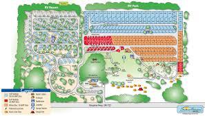Michigan Campgrounds Map by Indigo Bluffs Rv Retreat Find Campgrounds Near Empire Michigan