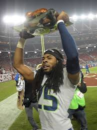 richard sherman s big leads seahawks past 49ers again