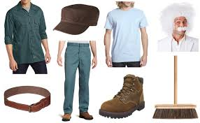 Futurama Halloween Costumes Scruffy Costume Diy Guides Cosplay U0026 Halloween