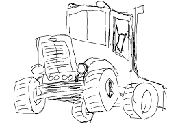 march 14th monster trucks sketchdaily