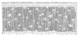 Black Lace Valance Wind Chill Valance Curtains By Heritage Lace