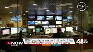 Modot Road Conditions Map Modot Prepares For Heavy Traffic During Total Solar Eclipse Kshb