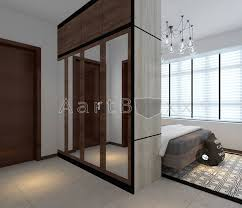 walk in wardrobe for hdb bto 3 room at 57 teban gardens