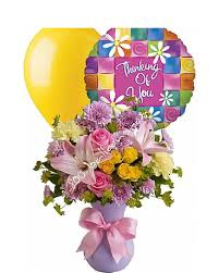 thinking of you flowers perfectly pastel thinking of you 1 800 balloons