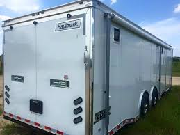 Cargo Trailer Awning 28 U0027 Haulmark Edge Pro With Awning And Electric Jack Haulmark For