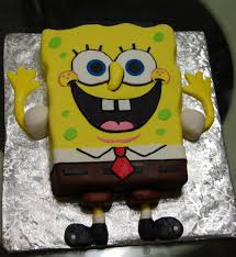 6 spongebob squarepants cake ideas