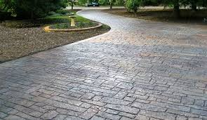 How Much Is A Stamped Concrete Patio by Creative Concrete Driveway U0026 Patio Services Premier Minnesota