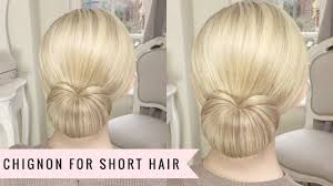chignon maker a chignon for hair by sweethearts hair