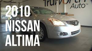 nissan altima for sale gta 2010 nissan altima cd player aux input truworth auto youtube