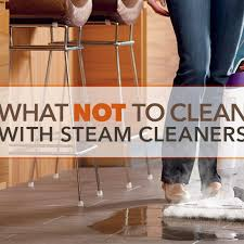 steam cleaning wooden kitchen cabinets what not to clean with steam cleaners sylvane