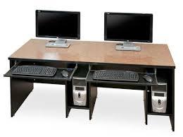 Desk And Computer Impressive Desktop Computer Desk Marvelous Office Furniture Plans