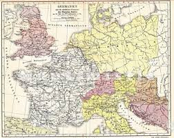 germania map germania etsy