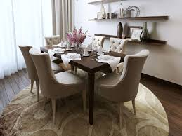 Fabric Dining Room Chairs Leather Wood Or Fabric Find Your Ideal Dining Room Chair