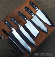Custom Kitchen Knives For Sale The World U0027s Best Photos Of Hand And Knives Flickr Hive Mind