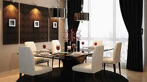 black dining room 20 gorgeous black and white dining areas for your home home design