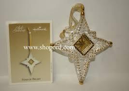 hallmark 2003 of belief keepsake ornament club koc qxc4619