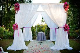 pipe and drape wedding in what occasion should make diy pipe and drape rk is