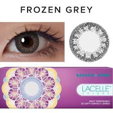 buy bausch u0026 lomb lacelle colors grey circle lenses eyecandys