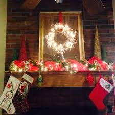christmas mantle scarf from pier one christmas decor pinterest