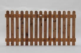palisade picket fencing panels somerlap somerset uk
