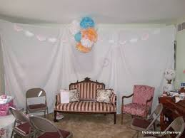 Bridal Shower Decoration Ideas by Hydrangeas And Harmony 50s Housewife Bridal Shower Part 4 Games