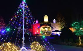 Botanical Gardens Lights Lights Cape Fear Botanical Garden
