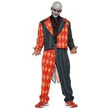 scary clown costumes scary clown costume ebay