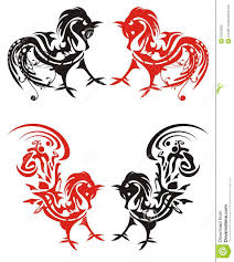 100 tribal rooster tattoo designs dragon tattoo meanings