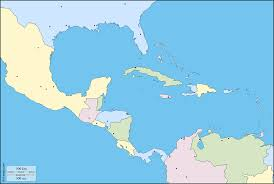 Map Of The United States With States Labeled by Central America Map Labeled Roundtripticket Me