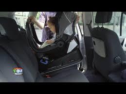 installer siege auto siège auto vidéo conseils pour une bonne installation