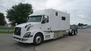 big volvo truck volvo ari legacy sleepers