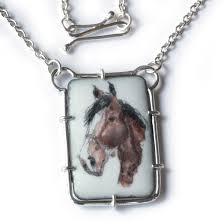Custom Photo Necklace Custom Jewelry