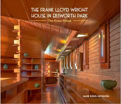 Frank Lloyd Wright Home Interiors Book It Kraus House Gets New Literary Blessing For It And Frank