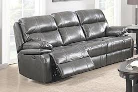 Kingvale Power Recliner Power Reclining Sofa With Usb Ports Kingvale Reviews Leather Sofas