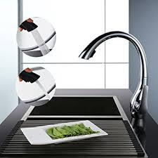 mitigeurs cuisine homelody robinet mitigeur de cuisine avec douchette extractible 2